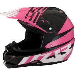 Z1R Womens Roost SE Offroad MX Motocross DOT Approved Helmet Black