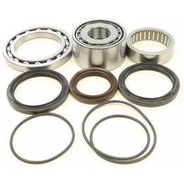All Balls Racing Rear Differential Bearing Seal Kit Yamaha Kodiak 25-2097 Unpainted