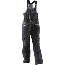 Black Divas Womens Lace Collection Bib Snow Pants 2014