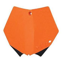 Orange Polisport Number Plate For Ktm 65 Sx 02-08