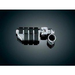 Kuryakyn ISO Pegs Dually 1 Inch Magnum Quick Clamp