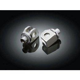 Kuryakyn Splined Front Footpeg Adapters For Kawasaki