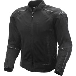 Fly Racing Mens CoolPro Mesh Jacket Black