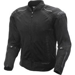 Fly Racing Mens CoolPro Mesh Jacket Black