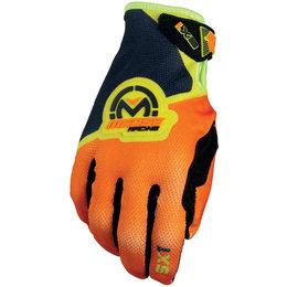 Moose Racing Mens SX1 MX Motorcross Gloves Orange
