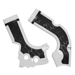 Acerbis X-Grip Frame Guard For Honda CRF250R CRF450R White/Black 2374241035