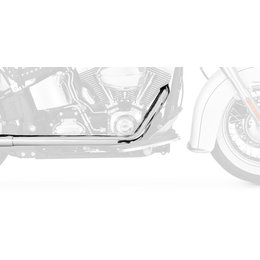 Vance & Hines Softails Duals Exhaust Head Pipes For Harley-Davidson Softail
