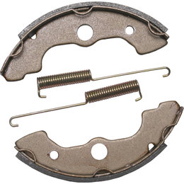 EBC Grooved Front ATV Brake Shoes Single Set ONLY For Honda 347S