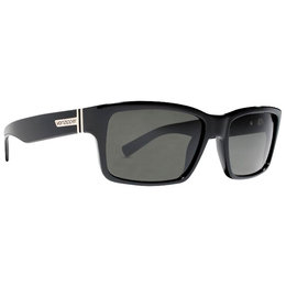 Black Vonzipper Fulton Sunglasses W Grey Lens