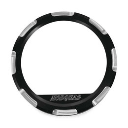 Modquad UTV Dash Gauge Bezel Billet For Polaris Anodized Black RZR-BEZ-BLK Black