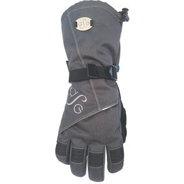 Divas Womens Arctic Appeal Winter Gloves Grey