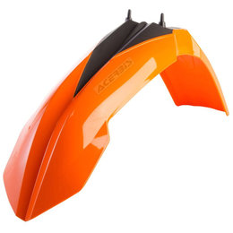 Acerbis Replacement Front Fender For KTM 85 SX 2013 Orange 2314225226 Orange