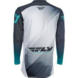 Fly Racing Mens Lite Hydrogen Jersey Black