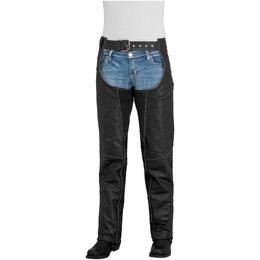 Black River Road Womens Rambler Leather Chaps 2014 Us 4