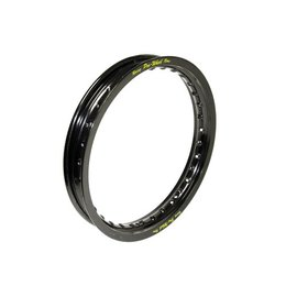 Pro-Wheel Front Rim For Play Bike 1.60x14 Aluminum Black For Yamaha TT-R125