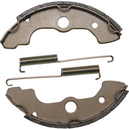 EBC Grooved Front ATV Brake Shoes Single Set ONLY For Honda 347SG