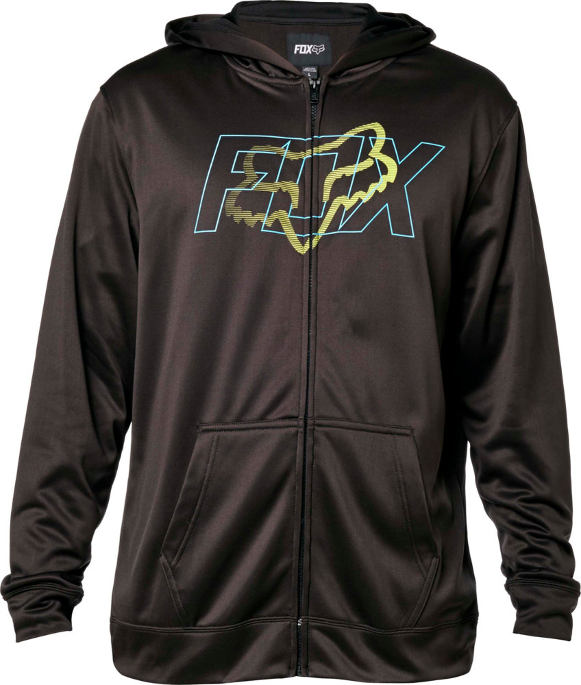 $59.50 Fox Racing Mens Skars Zip Hoodie #992694 - photo#28