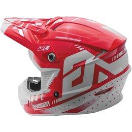 Answer Racing AR-1 AR1 MX Helmet White