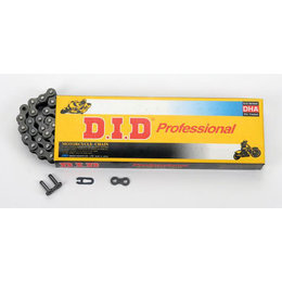 DID Chain 428 NZ Non O-Ring Chain 130 Links Black