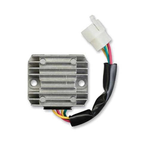 Suzuki Quadmaster 500 Voltage Regulator Rectifier by Moose Racing fits 2001-2002