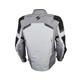 Scorpion Mens Optima Armored Textile Riding Jacket Grey