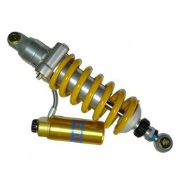 Silver/gold/yellow Ohlins 46hrclb Rear Shock For Triumph Speed Triple 05-06