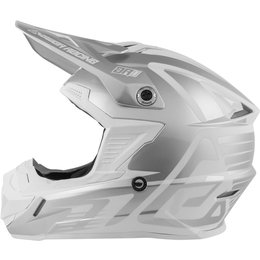 Answer Racing Youth AR-1 AR1 Edge Helmet Silver