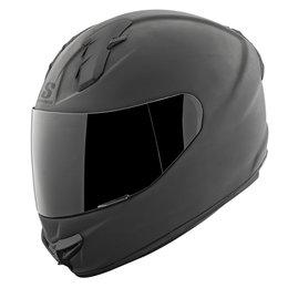 Matte Black Speed & Strength Ss1400 Solid Speed Full Face Helmet