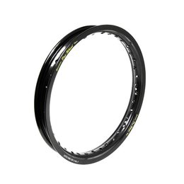 Pro-Wheel Rear Rim For Play Bike 1.60x16 Aluminum Black For Yamaha TT-R125L