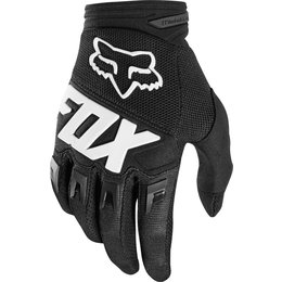 Fox Racing Youth Boys Dirtpaw Race Gloves Black