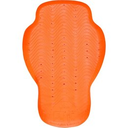 Orange Icon Replacement Ce Rated D30 Back Pad Pair 2013 One Size