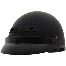 Vega Cruze Half Helmet Black