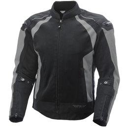 Fly Racing Mens CoolPro Mesh Jacket Silver