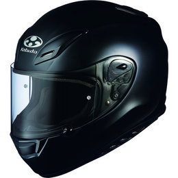 Flat Black Kabuto Mens Aeroblade Iii Full Face Helmet 2014