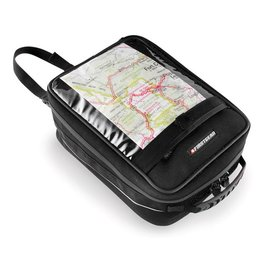Black Firstgear Onyx Magnetic Motorcycle Tank Bag