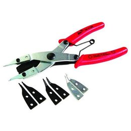 Motion Pro Snap Ring Pliers With Additional Tips