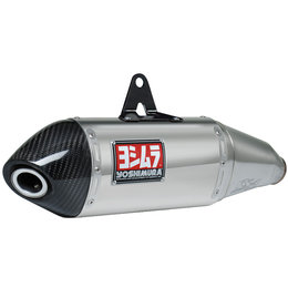 Yoshimura RS-4 Race Slip-On Exhaust Honda CRF250L/Rally Stainless 123402D520 Unpainted