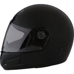 Z1R Youth Strike Full Face Motorcycle Helmet Black