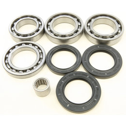 All Balls Racing Rear Differential Bearing Kit 25-2101 Unpainted