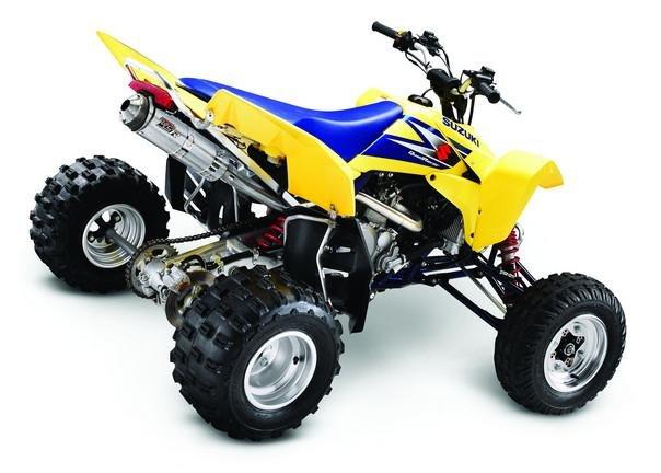 $822 95 Supertrapp TC Race ATV Exhaust For Suzuki LTR450 #661402