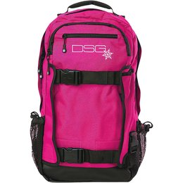 Divas Womens Backcountry Backpack Pink