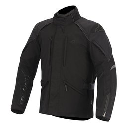 Black Alpinestars Mens New Land Gore-tex Textile Jacket 2014