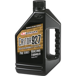 Maxima Castor 927 Premix ONLY Pro Series Racing Formula 2-Cycle Engine Oil 1 Unpainted