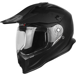 Just1 J14 J-14 DS Dual Sport Adventure Helmet Black