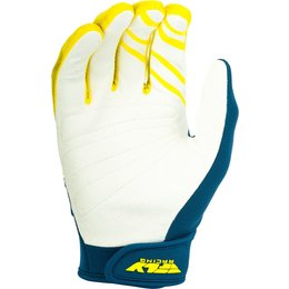 Fly Racing Mens F-16 F16 Gloves Yellow