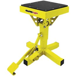 MSR MSRHP Adjustable Pro Lift Stand Aluminum Yellow