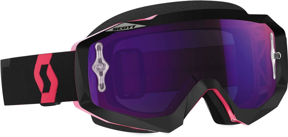 anti fog goggles x065  Scott USA Hustle MX Offroad Anti-Fog Goggles Black