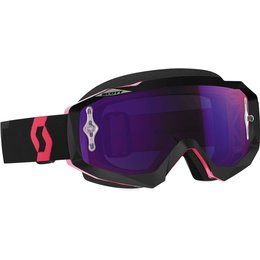 Scott USA Hustle MX Offroad Anti-Fog Goggles Black