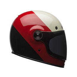 Bell Powersports Bullitt Triple Threat DOT ECE Full Face Motorcycle Helmet Red