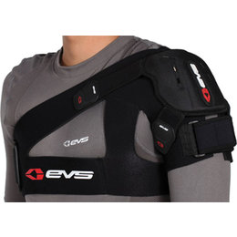 Black Evs Sb04 Shoulder Support Brace